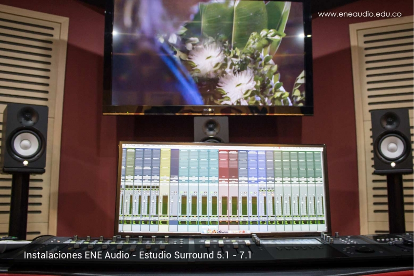 ESTUDIO SURROUND 5.1 - 7.1